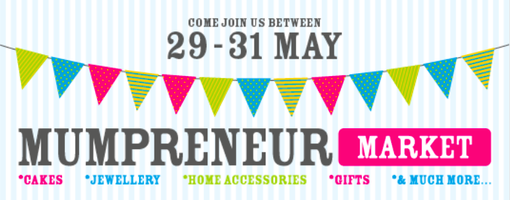 The Grafton 'Mumpreneur' Event 29-31 May.